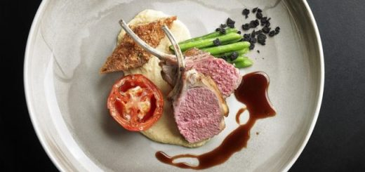 Wicklow Rack Of Lamb Recipe