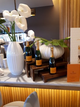 Brown Thomas Veuve Clicquot Summer Afternoon Tea 9