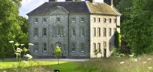 Roundwood House feature