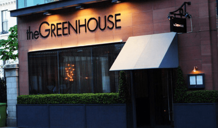 Take your Time - These Restaurants Have Some of the Best Wine Lists Dublin greenhouse