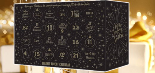 There's a Prosecco Advent Calendar Calendar and we're Making our List Already 2
