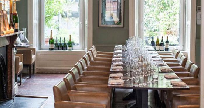 best wine lists dublin