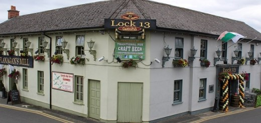 Lock 13 Gastropub and Kildare Brewing Company - Bar Review