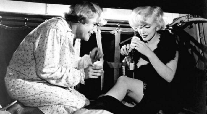SOME LIKE IT HOT - BOURBON