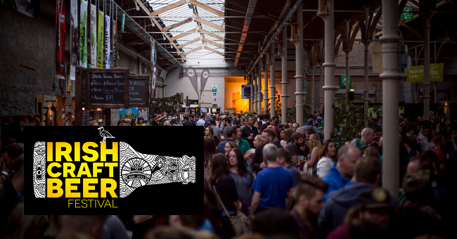 5 Reasons why you Shouldn't Miss the Irish Craft Beer Festival this Weekend