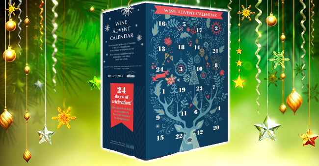 aldi releases wine advent calendar and we 39 re counting the days. Black Bedroom Furniture Sets. Home Design Ideas