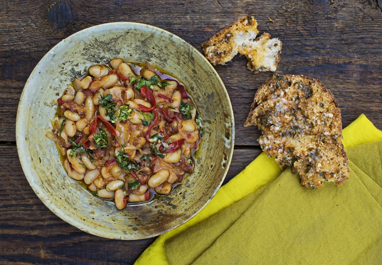 Cannellini beans stew recipe 1