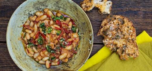 Cannellini beans stew recipe