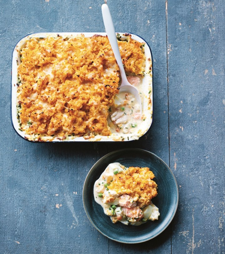 Fish Pie Recipe Max Lowery