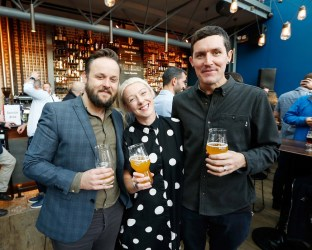 Urban Brewing Big Opening Introduced Taps and Tapas to the IFSC (Social Gallery)