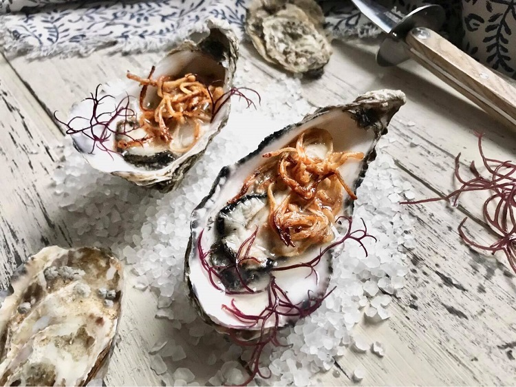 Oysters Recipe 1