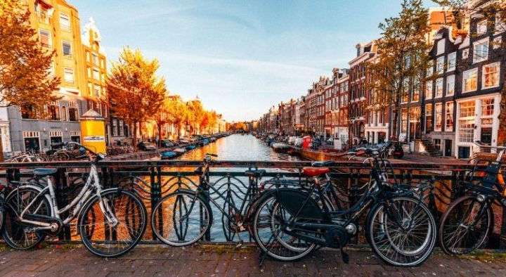 Amsterdam Flights From Ireland