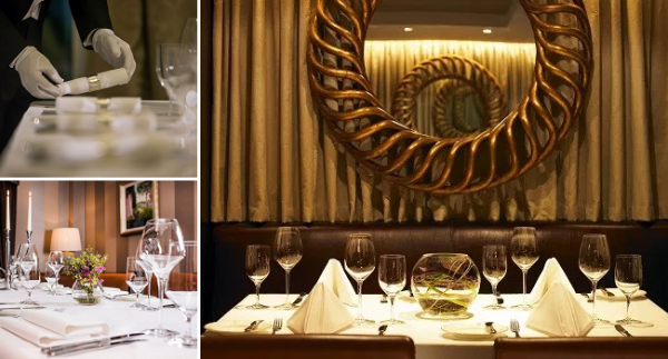 Experience a Memorable 5 Course Dinner and Taste Premium Wines with an Irish Connection at The Shelbourne for €89pp