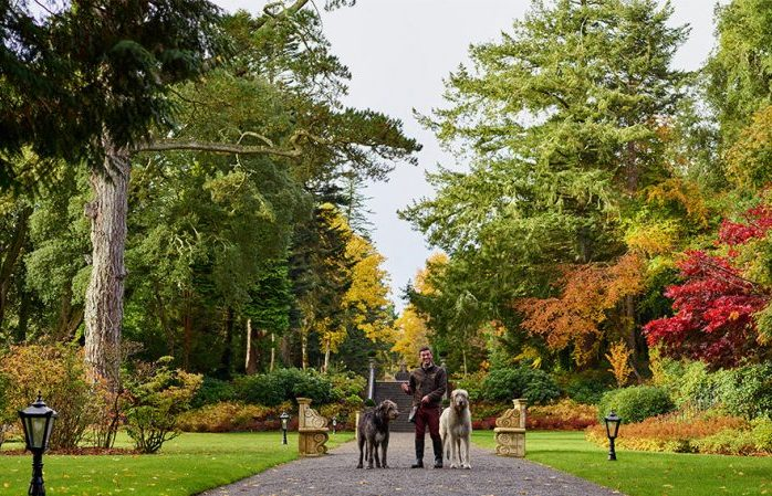 Ashford Castle Pet Friendly