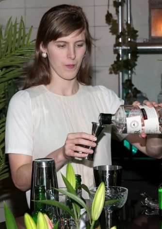 The Fentimans Botanical Cocktail Experience at the Opium Rooms,Dublin. Picture Brian McEvoy