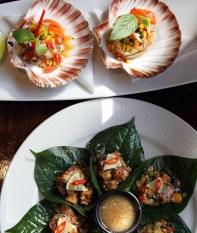 Koh - Miang Kam Scallops Banquet