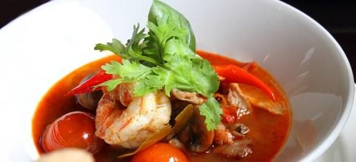 Koh - Tom Yam Goong Soup