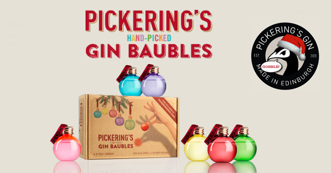 This Is the Best Way to Get the Gin Christmas Baubles Everyone Will Be Queuing For