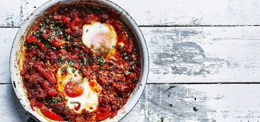 Spicy_Merguez_Eggs Recipe