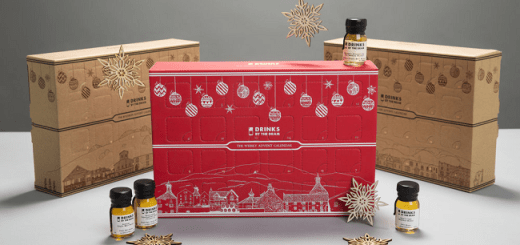 Whiskey Advent Calendar 2