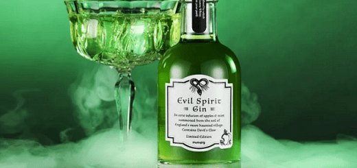 """Are you Brave Enough? This Spooky Gin Was Cursed by a """"Professional"""" Witch"""