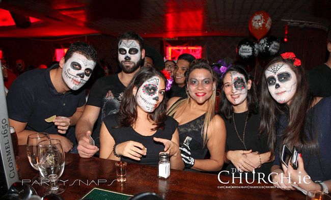 halloween the church