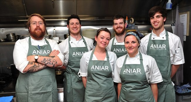 Aniar Cooking Classes