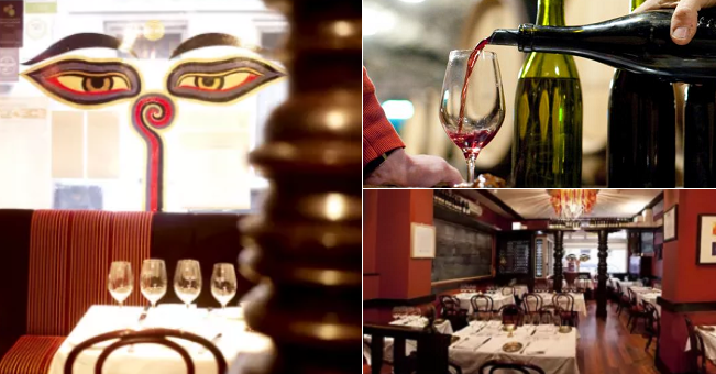 Experience Burgundys Wonders in a Memorable Four Course Dinner at Montys of Kathmandu