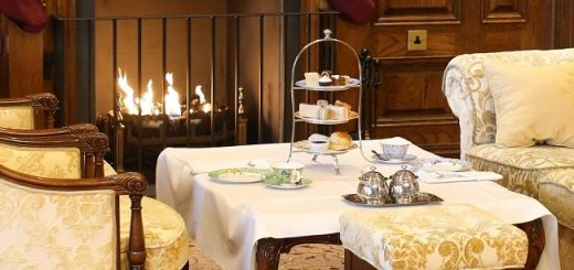 Lough Erne Festive Afternoon Tea TheTaste.ie