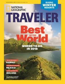 DUBLIN MAKES NATIONAL GEOGRAPHIC TRAVELER'S ANNUAL 'BEST OF