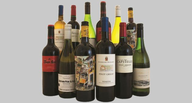TheTaste O'Briens Wine