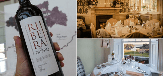 These Award-Winning Venues will Host Extraordinary Ribera del Duero Wine Dinners this December