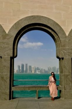 Doha Museum View