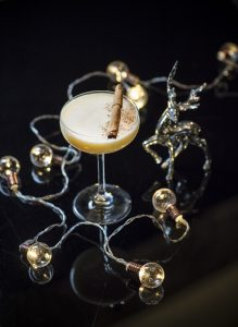 Five Festive World Class Cocktails to Mix a Home and Raise your Christmas Spirits