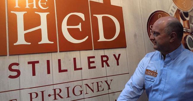 The Modern Marco Polo of Irish Spirits - An Interview with PJ Rigney