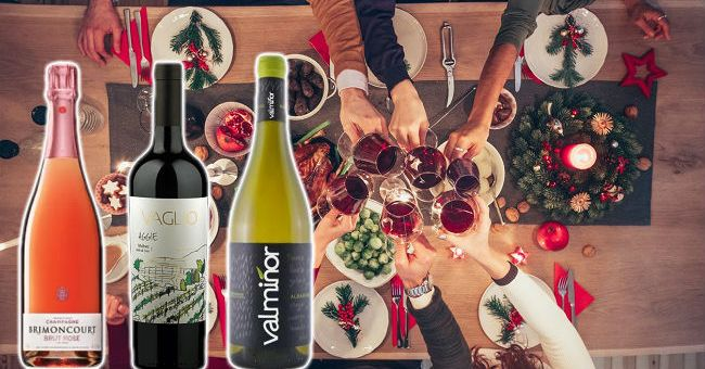 wines for Christmas 2017