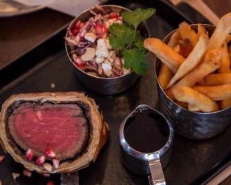 Beef & Lobster 2