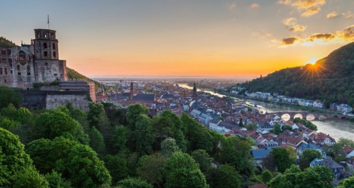 Heidelberg Germany Honeymoon Destinations