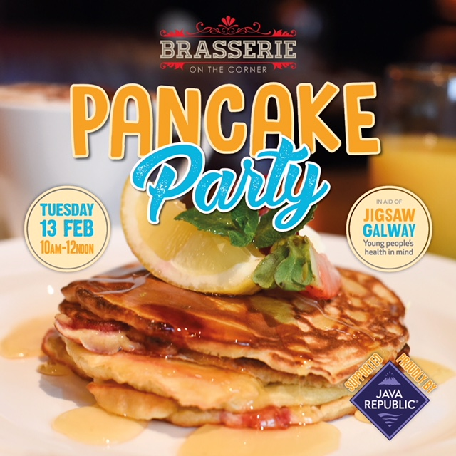 This Popular Restaurant is Hosting a Pancake Party on Tuesday for a Great Cause