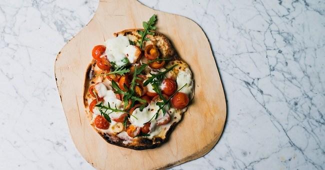 Cheat's Margherita Pizza Recipe