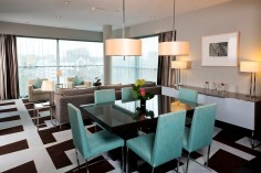 Penthouse Living Room FitzwilliamBelfast