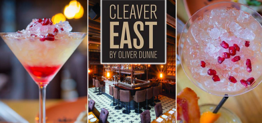 Tipple Time at Cleaver East: Enjoy Four Cocktails for 2 People for Only €20