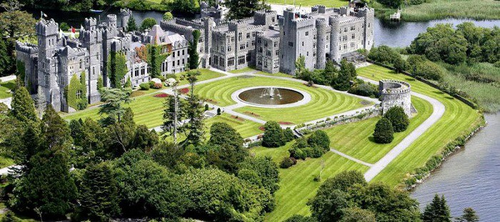 ashford castle wine dinner