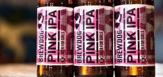 "BrewDog Sparks Conversation About Gender Gap with New ""Beer for Girls"""
