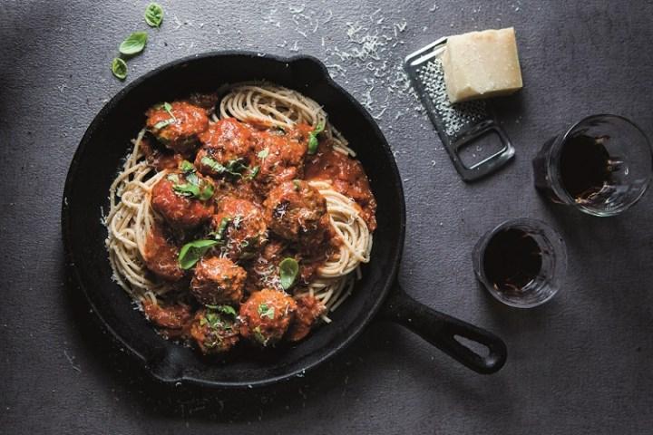 Easy Meatballs Recipe 1