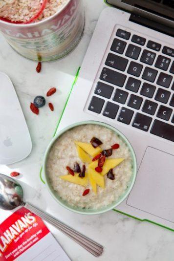 Porridge pop up