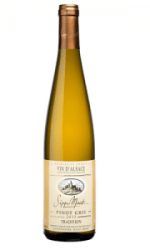 Not So Basic - Pinot Gris, Pinot Grigio's Smart Twin Sister