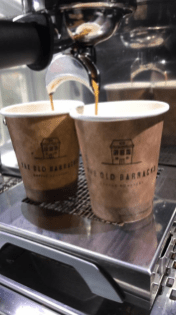 The Old Barracks Roastery - A Coffee Lover's Dream Brewed True