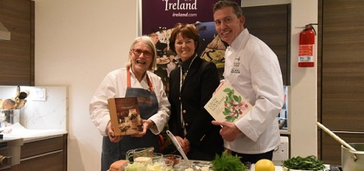Darina Allen and Noel McMeel Showcased Ireland's Flavours in New York in Time for St. Patrick's Day