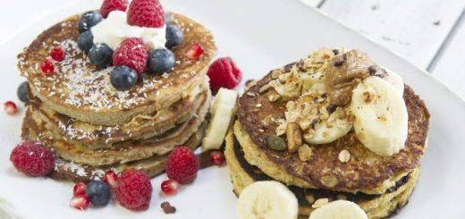 Oat Pancakes Recipe